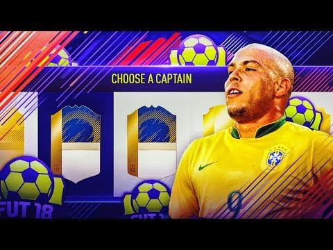 IKONA 94 RONALDO! FIFA 18 DRAFT
