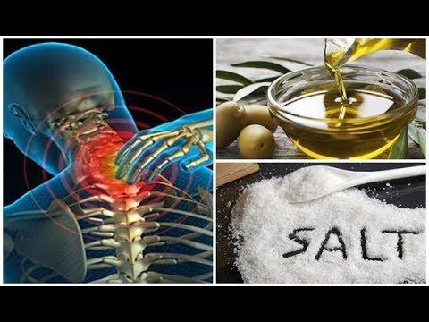 Soulagez les douleurs au cou grâce à ce remède naturel. Vous serez tranquille pour les 5 prochaines
