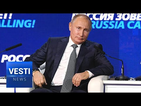 Putin: We Must Be Clear On This; What Happened in the Kerch Strait Was a Clear Provocation