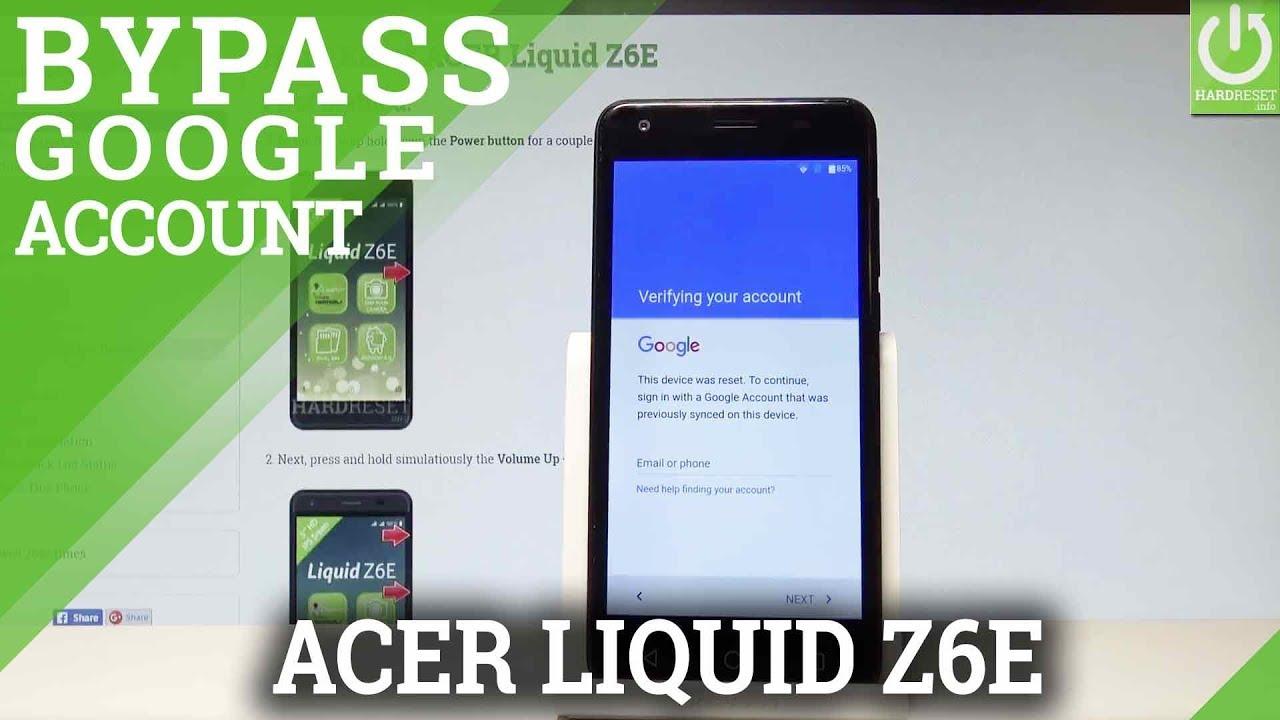 Acer Liquid Z6 Unlock Videos - Waoweo