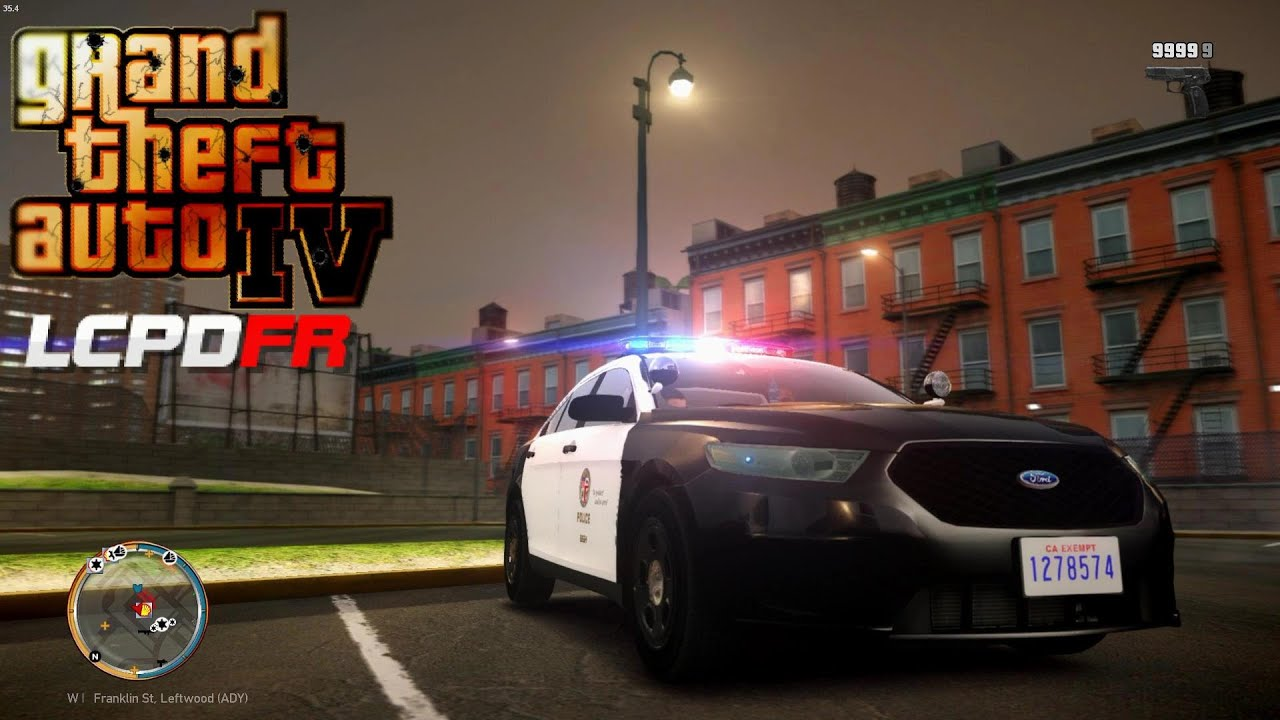 GTA 4 LCPDFR ELS V8 EBOOK DOWNLOAD