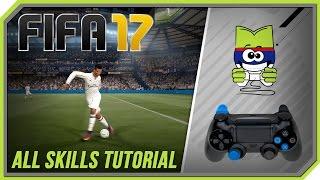 Fifa 17 Skills Tutorial [PS3, PS4]