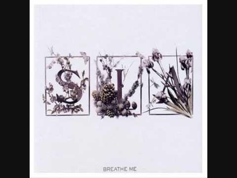 Sia - Breathe Me (Lyrics)