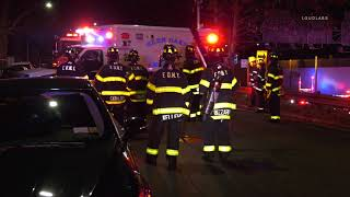Fatal MVA on Eastbound Long Island Expressway, Exit 29