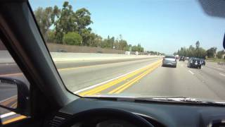 2011.07.22 Friday Daily Driving to Psych/Therapy in Santa Ana, then home [1/2]