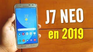 Samsung Galaxy J7 NEO en 2019 ¿Vale la pena?