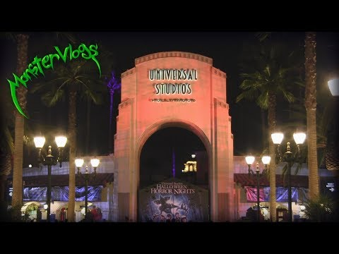Halloween Horror Nights 2018 (Highlights & Survival Guide) - Monster Vlogs Field TR.I.P.