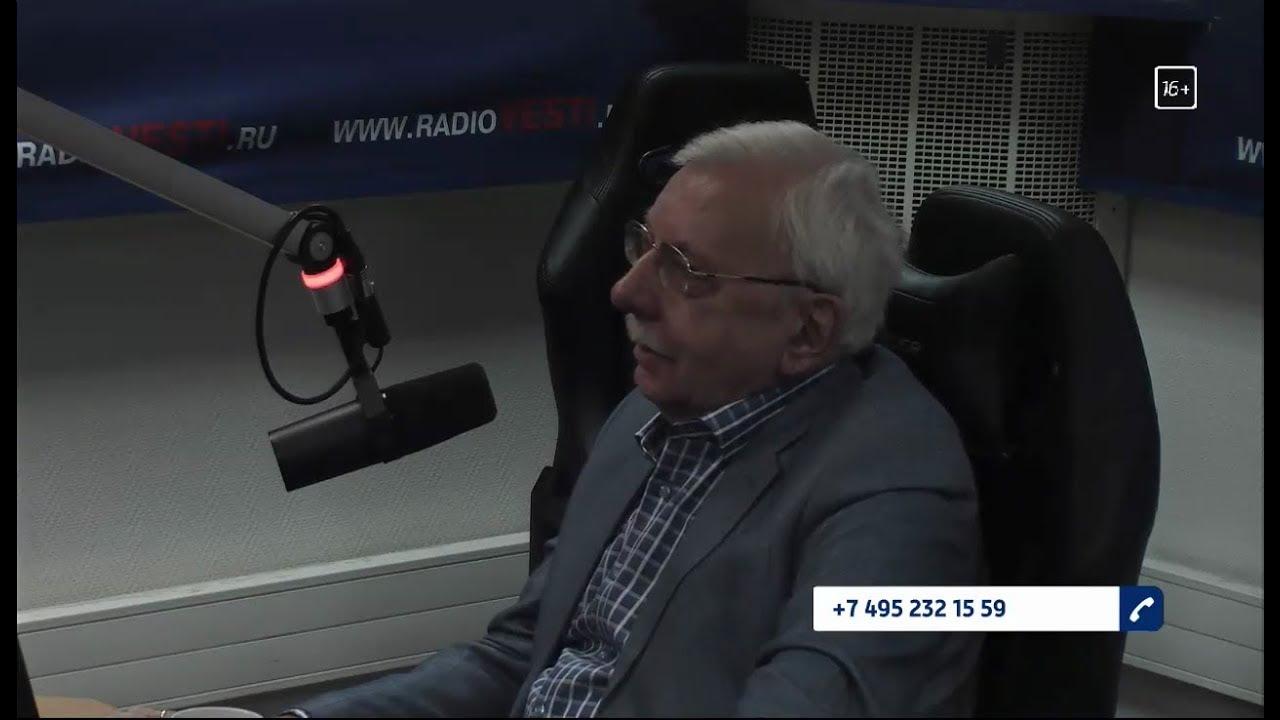 """Виталий Третьяков. Итоги 2017 года. """"Формула смысла"""" (Вести ФМ)."""