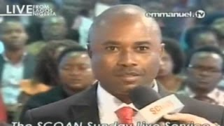 SCOAN 26/07/15: From Poverty To Prosperity By The Goodness Of God. Emmanuel TV