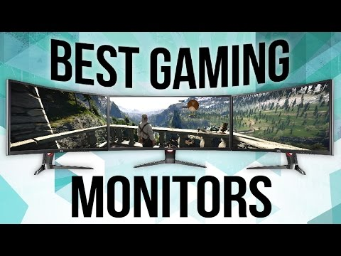 Top Gaming Monitors 2016