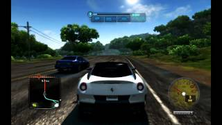 Ferrari GTO - Need for speed in TDU2