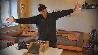 Oculus Rift DK2 - распаковка нового шлема виртуальной реальности (Unboxing)