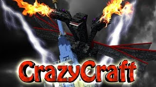 "Minecraft Finale | Crazy Craft 2.0 - OreSpawn Modded Survival Ep 200 - ""THIS IS THE END"""