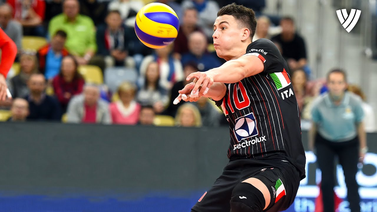 Jenia Grebennikov - Best Libero of the World?? | Club World Champs 2017 | Volleyball HD
