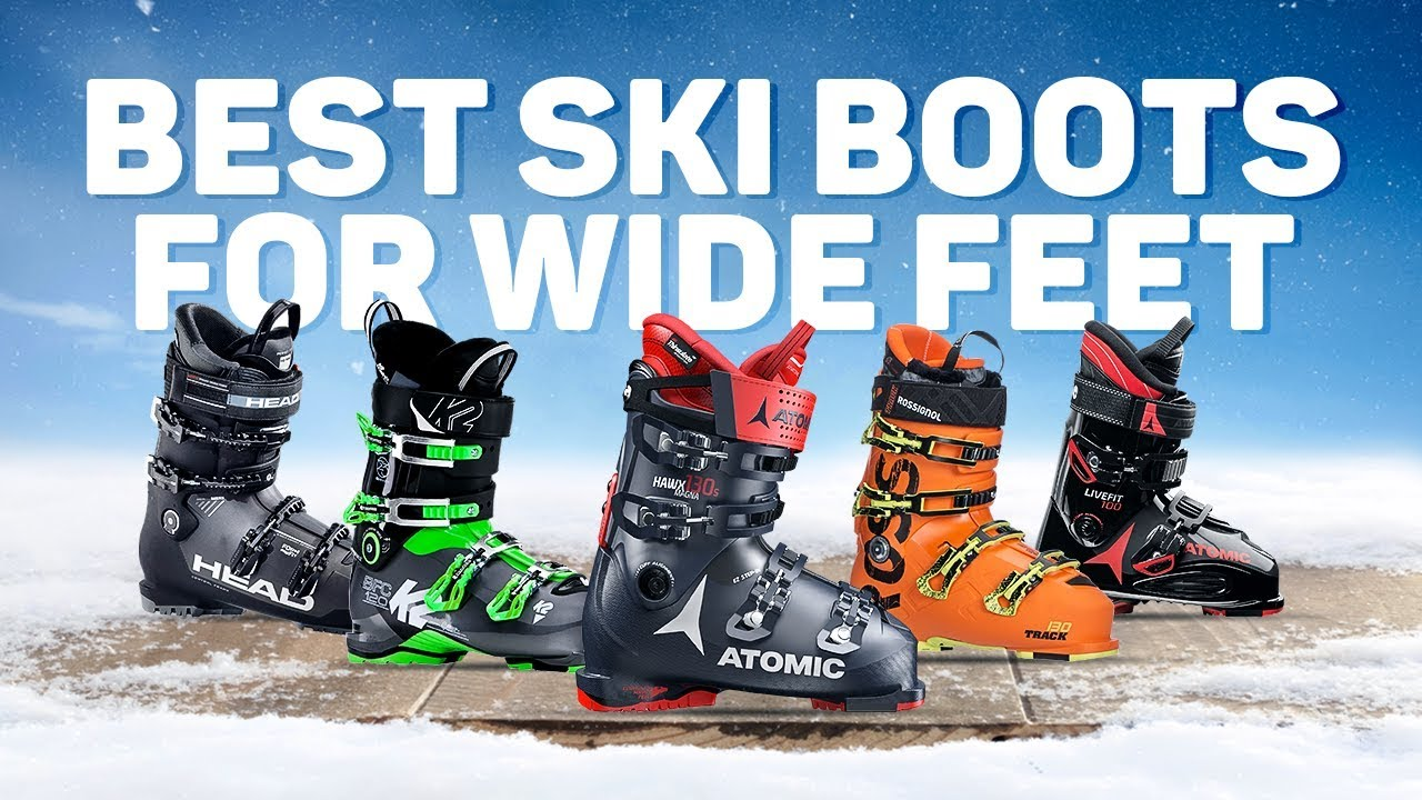 3afaccfb0858dd Best Ski Boots for Wide Feet - 2019 - YouTube