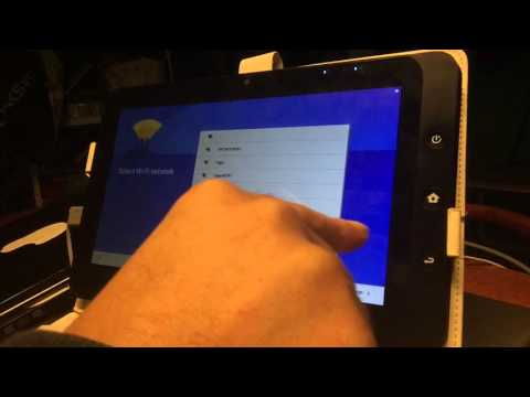 HOW to INSTALL ANDROID 6 (x86)  MARSHMALLOW n a X86 TABLET incl Boot USB (LINK) 2016