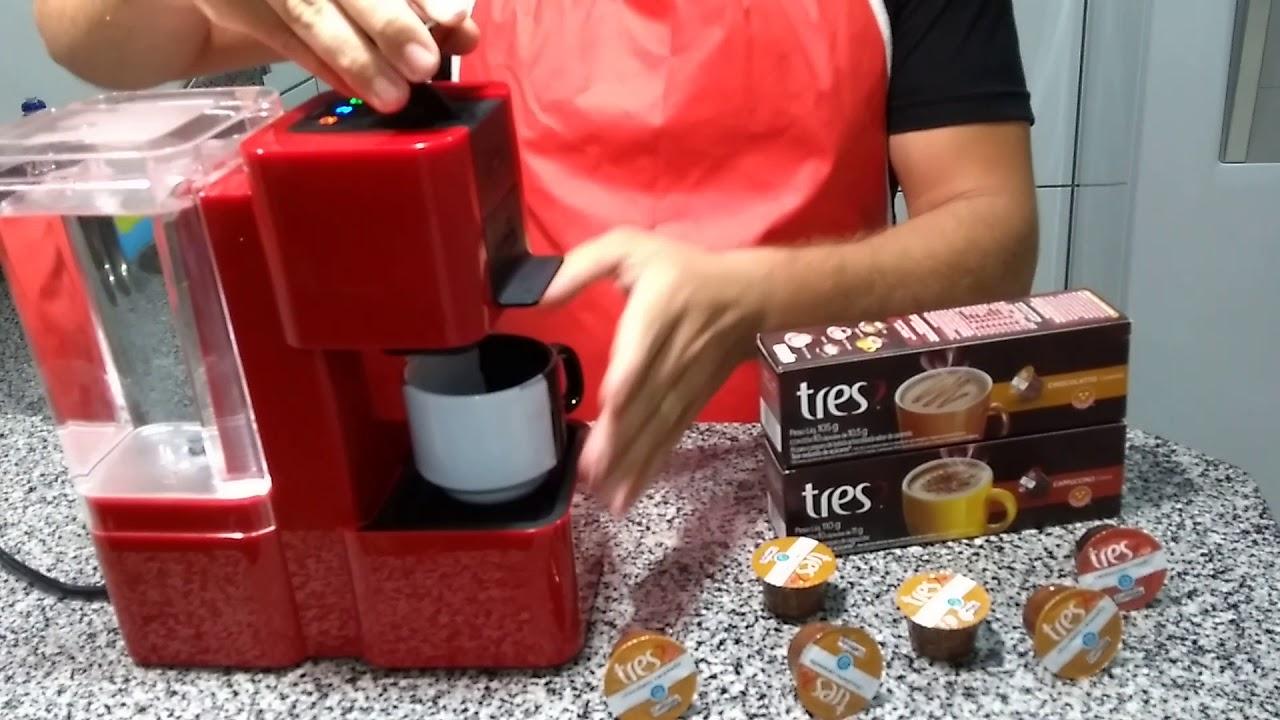 62806ad6a POP Três - Máquina de café expresso - YouTube
