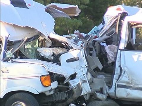 Texas Bus Crash Under Federal Investigation