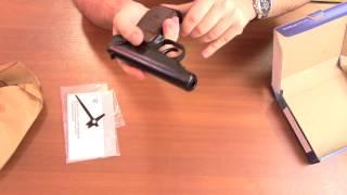 Пневматический пистолет МР-654К (ПМ, Макарова)