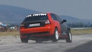 1000 hp audi s3 drifts on the dragstrip   autokinisimag