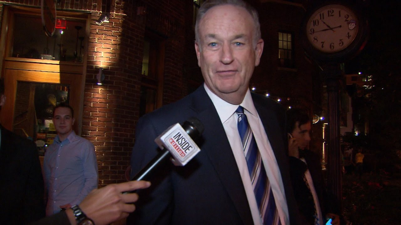 Bill o'reilly sex