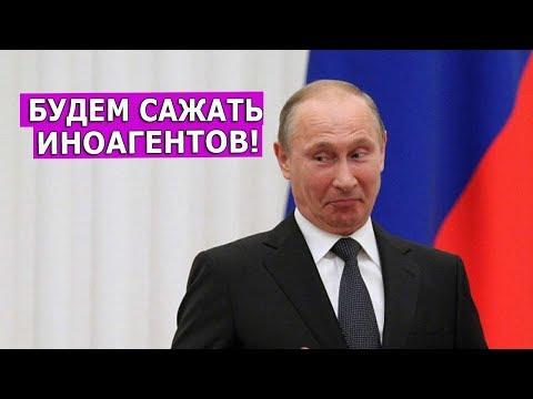 Арест для иноагентов и расследование Навального. Leon Kremer #83