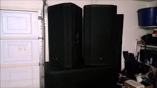 JBL SRX835P and SRX828SP Review SRX800 Series