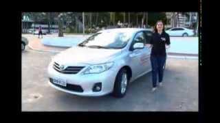 Test drive Toyota Corolla XEi 2014
