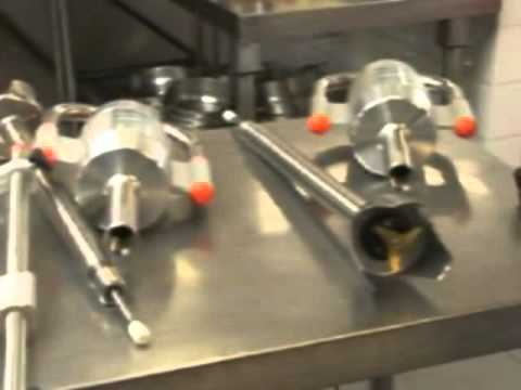 Dynamic International Pro Series Hand Mixers