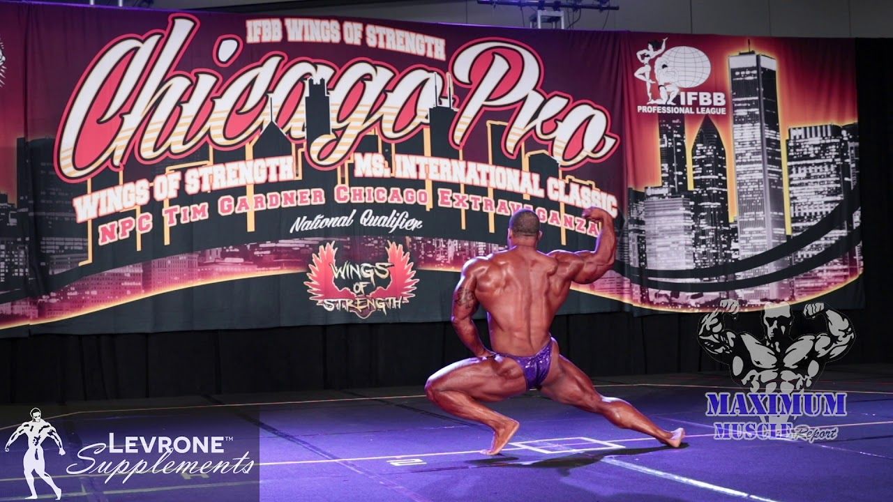 Download Kevin Jordan | IFBB Chicago Pro 2018