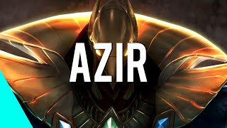 Azir Montage   Best Azir Plays 2014-2015   (League of Legends)