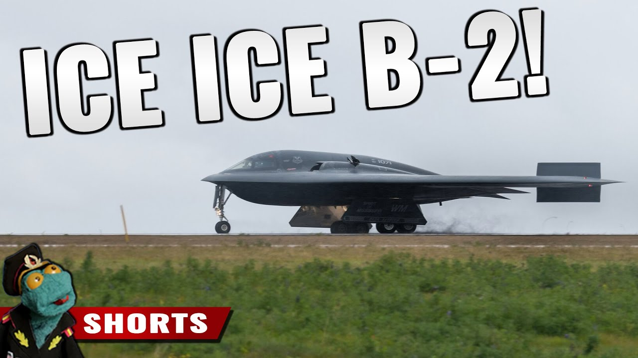 B-2 bombers just came to Iceland: Will the Arctic see a new cold war?