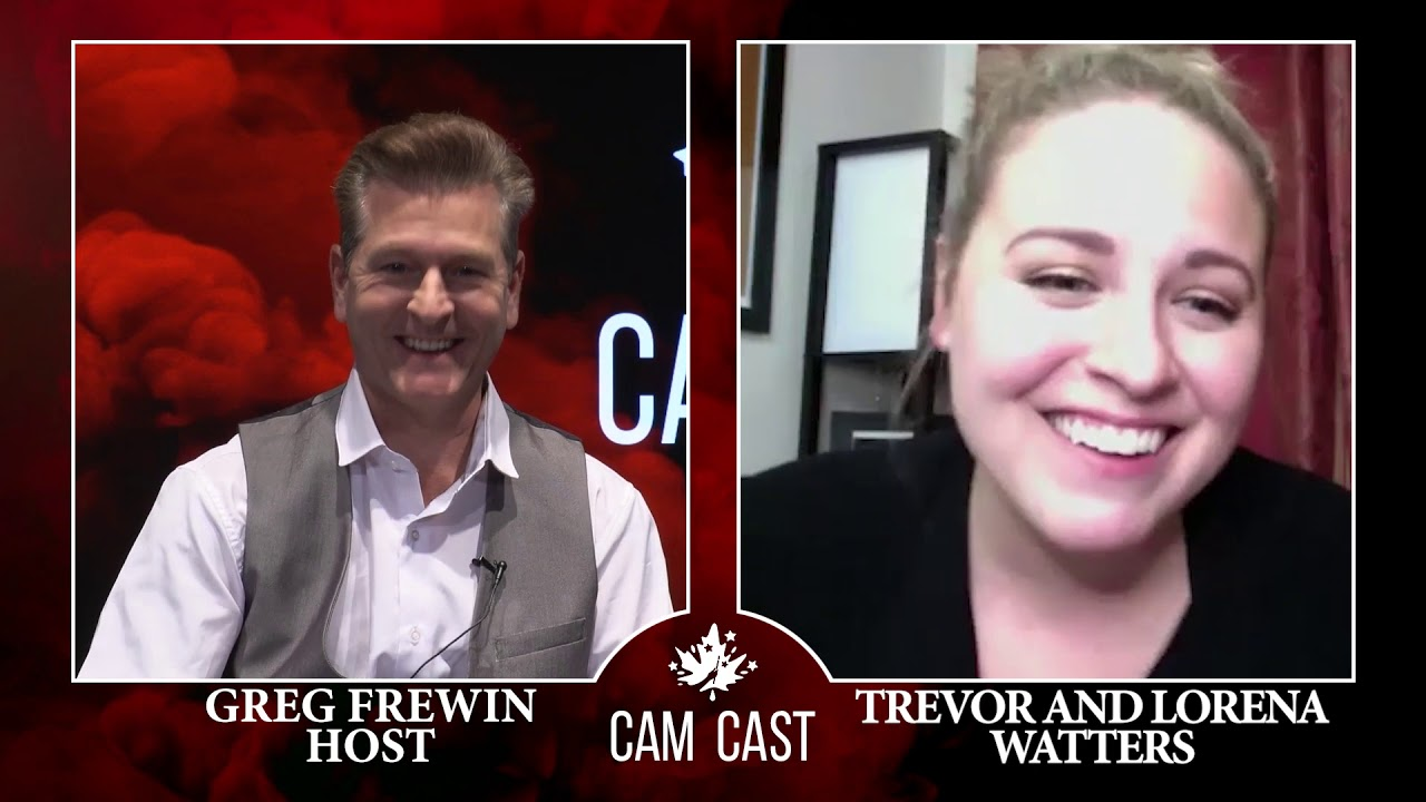 (CAM CAST) Trevor & Lorena Watters