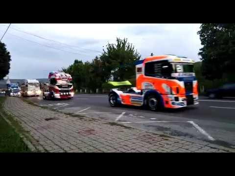 Camioane modificate in