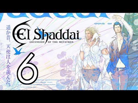 Let's Play El Shaddai [6] Ezekiel's floor