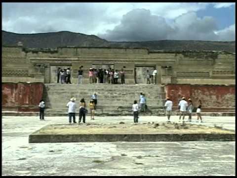 Mexico: The City of Oaxaca.