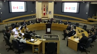 Youtube video::Town of Aurora - Leksand Delegation