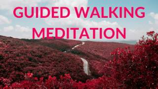 GUIDED WALKING MEDITATION | FREE YOUR MIND IN 15 MINUTES