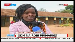 ODM party primaries get delayed in Kibra as incumbent MP Ken Okoth faces a tough opposition