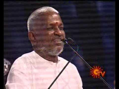 illayaraja speaks about A R Rahman - part 1