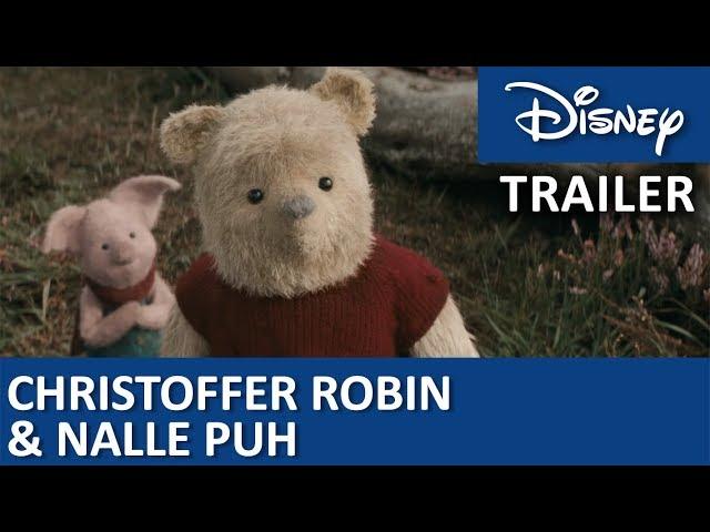 Trailer | Christoffer Robin & Nalle Puh
