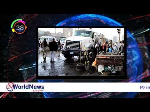 60 Segundos de Información, World News en Español - Enero 15, 2018