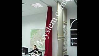 Алюминиевые карнизы для штор в Севастополе(Потолочный карниз для штор. Рассчитан на шторы большого веса. Возможно ручное или автоматическое управление., 2011-03-05T16:38:00.000Z)