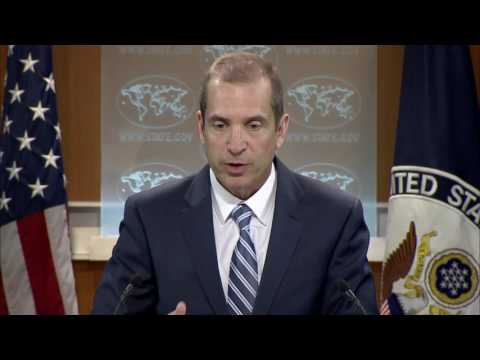 Daily Press Briefing - January 10, 2017