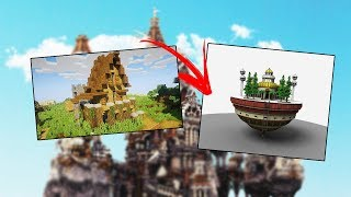 4 DICAS QUE FARÃO VOCÊ FICAR MUTO MELHOR ESTRUTURAS! Minecraft Build Tutorial