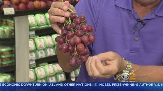 Tip Of The Day: Seedless Grapes