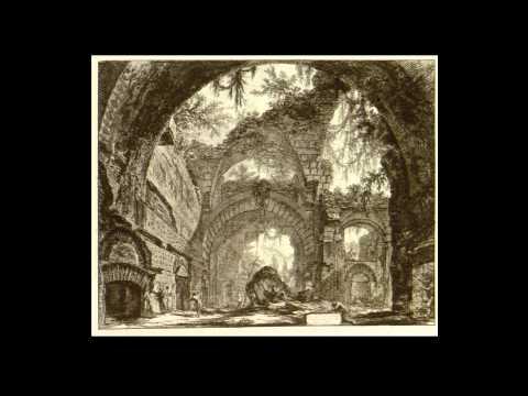 Symposium: Piranesi, Rome, and the Arts of Design Part 2