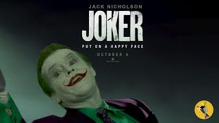 JOKER - Teaser Trailer - Tim Burton Style