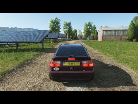 Forza Horizon 4  - 380HP VOLKSWAGEN CORRADO VR6 - Test Drive - 1080p60FPS