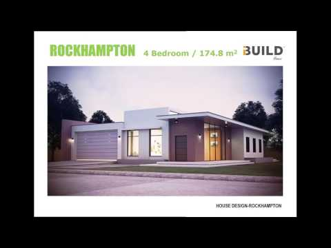 4 Bedroom iBuild Kit Homes Rockhampton